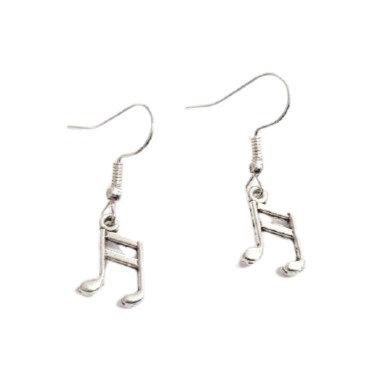 Music in Me Earrings