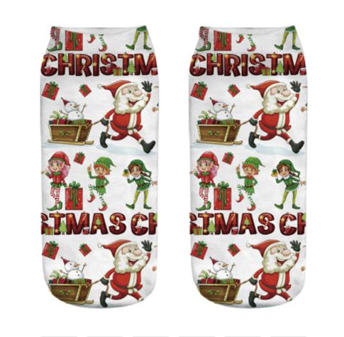 Christmas Socks 2