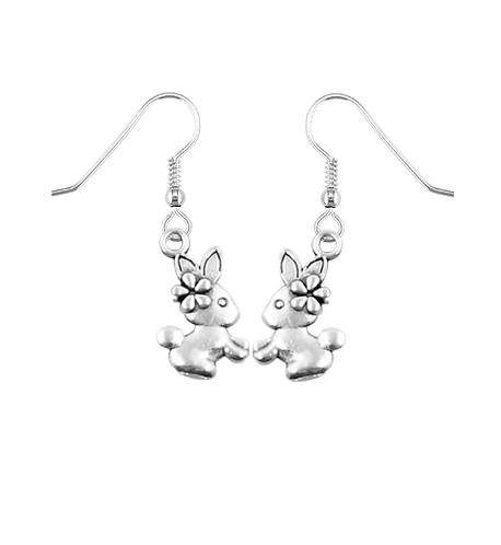 Bunnies Earrings