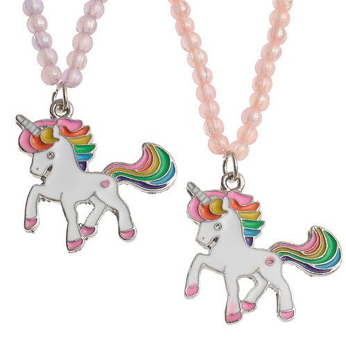 Unicorn Colourful Necklace
