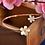 Thumbnail: Golden Blossom Bangle