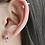 Thumbnail: Autumn Branch Earrings