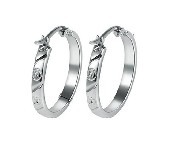 Ring of Love Hoop Earrings