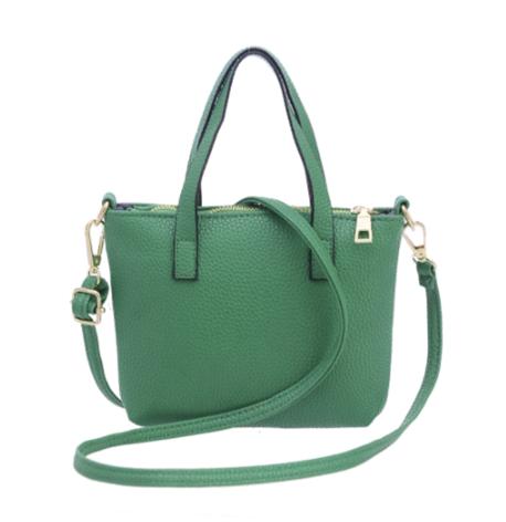 Ladies Green Handbag