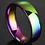 Thumbnail: Men's Multicoloured Ring (Various Sizes)