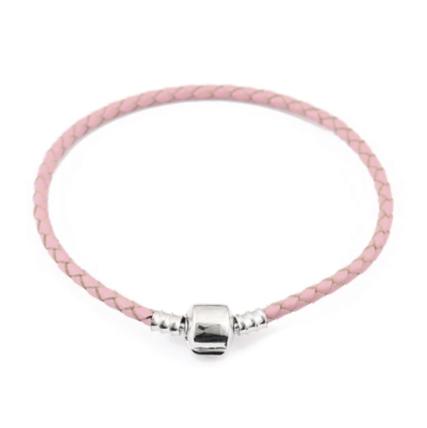 Charm Bracelet 6 (Pink 2 sizes)