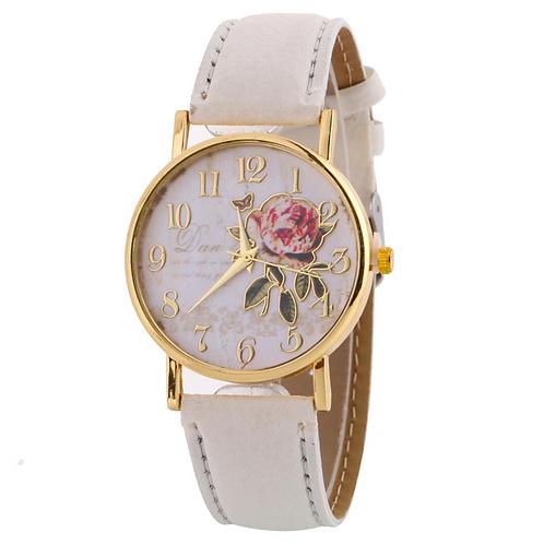 Summer Rose Ladies Watch