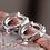 Thumbnail: Love's Embrace Sleeper Earrings