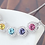 Thumbnail: Colours of Hope Necklace