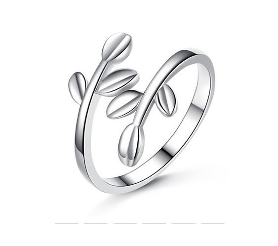 Autumn Branch Ring