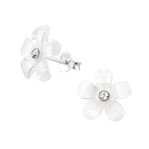 Forever Flower Earrings