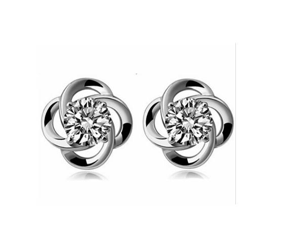 Crystal Shimmer Earrings