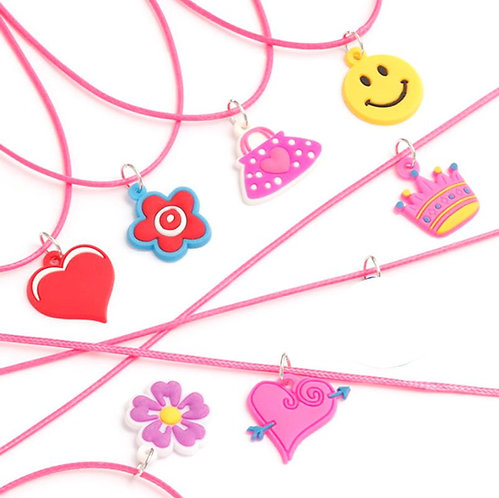 Children's Funky Necklace (Assorted Designs)