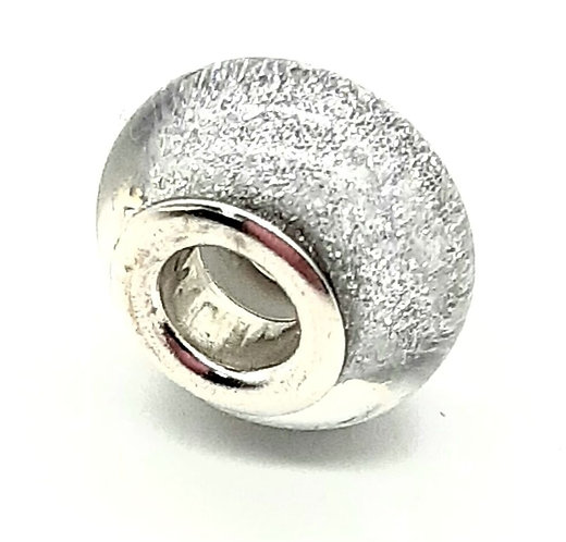 Silver Shimmer Charm