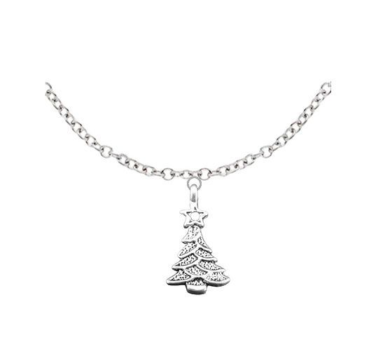 Oh Christmas Tree Necklace