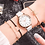 Thumbnail: Silver Shimmer Ladies Watch