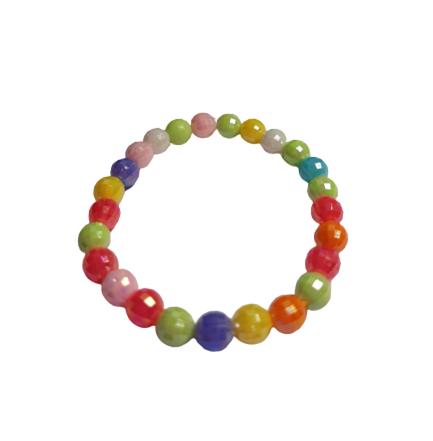 Colourful Bead Bracelet