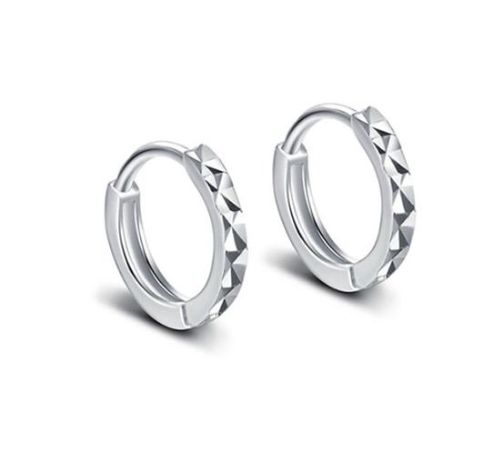 Love's Embrace Sleeper Earrings