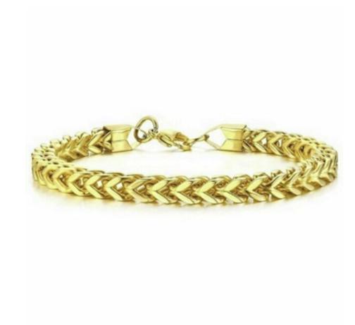 Men's Snake Bracelet Chain