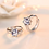 Thumbnail: Love is Patient Sleeper Earrings