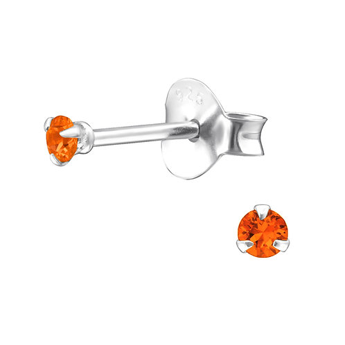 Autumn Crystal Earrings