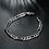 Thumbnail: Men's Flat Bracelet Chain