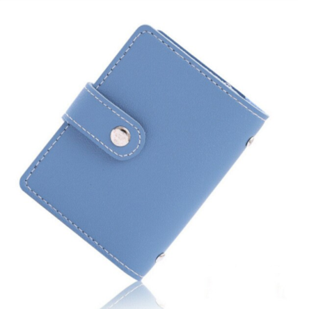 Essential Card Holder (Blue)