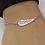 Thumbnail: Angel Wing Bracelet
