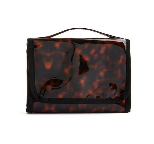 Make up Travel Bag ( With free mirror & nail files)