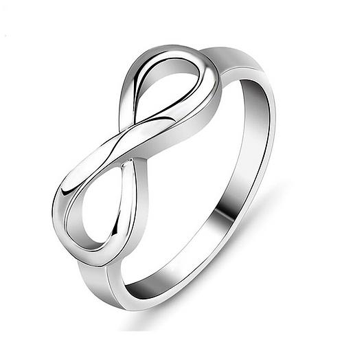 Infinity Ring (Various Sizes)