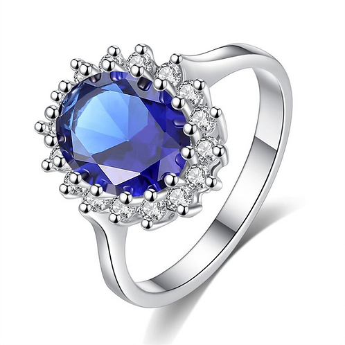 Midnight Ring (Various Sizes)