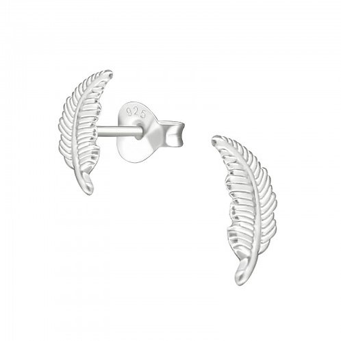 Feather of Peace Earrings