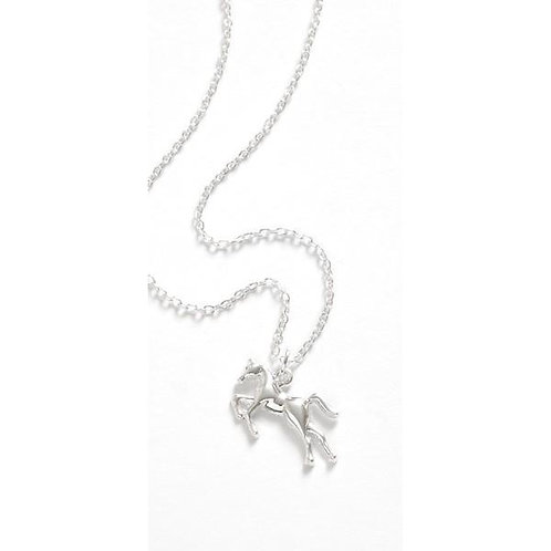Prancing Horse Necklace