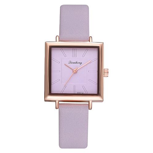 Violet Elegance Ladies Watch