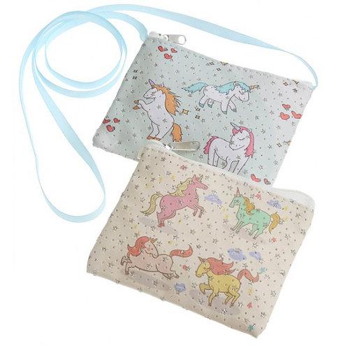Children's Unicorn Carry Purse