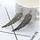 Thumbnail: Angel Wing Drop Earrings