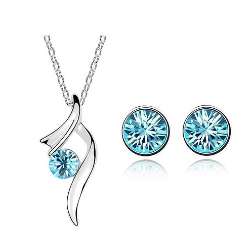 Rejoice Necklace & Earring Set