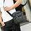 Thumbnail: Casual Canvas Messenger Bag (Grey)