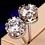 Thumbnail: Crystal Crown Earrings