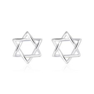 Entwined Star Earrings