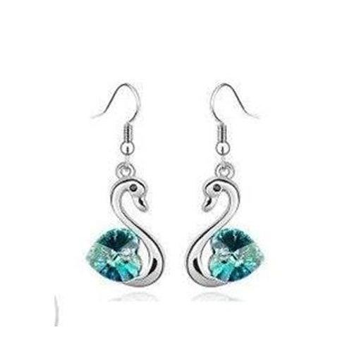 Swanling Earrings