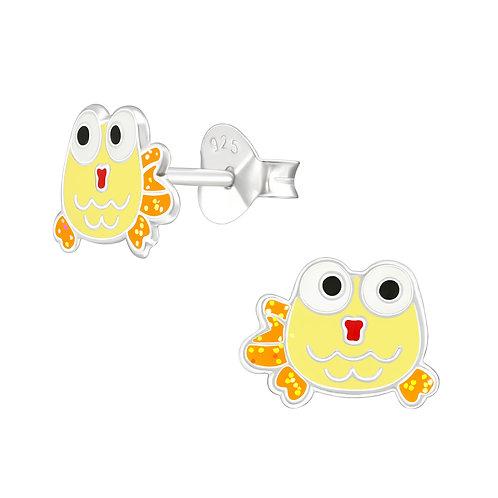 Goldfish Children's Earrings