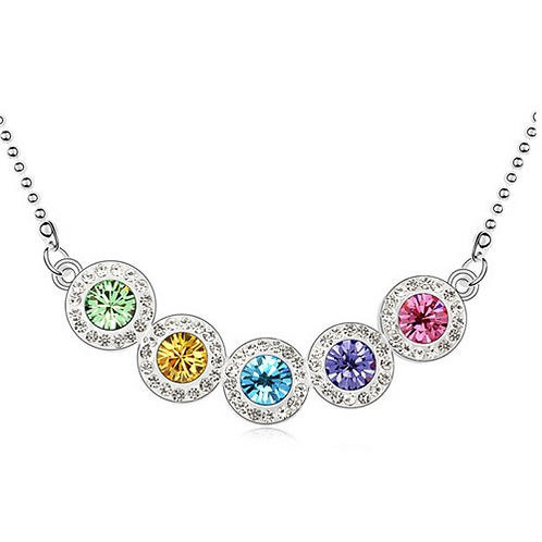 Colours of Hope Necklace