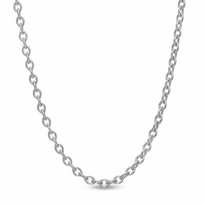 Cable Chain Necklace 60cm