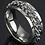 Thumbnail: Men's Silver Chain Ring (Various Sizes)