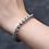 Thumbnail: 4mm Men's Plaited Bracelet
