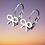 Thumbnail: Ribbon of Hope Clip on Earrings