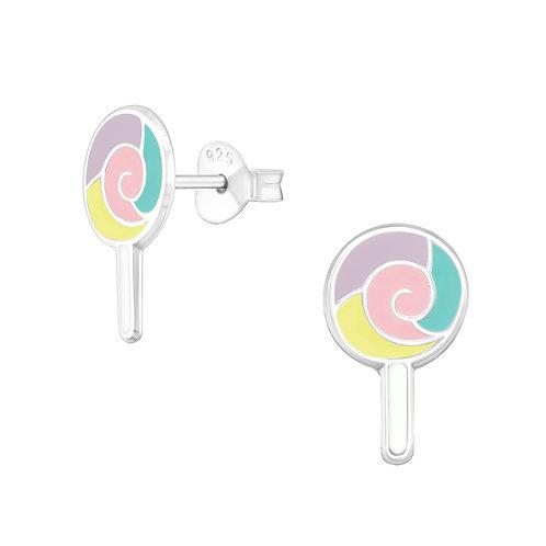 Lollipop Children's Earrings