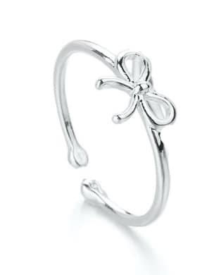 Ribbon of Hope Ring