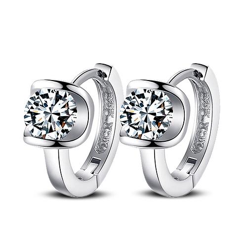 Love's Crown Sleeper Earrings